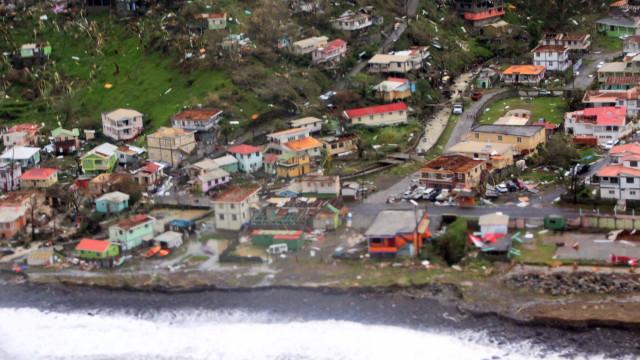 Itamaraty resgata três brasileiros da ilha Dominica