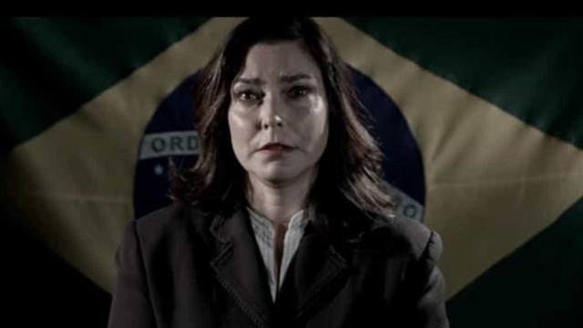 Apresentadora compara Bolsonaro a Hitler e se anuncia candidata
