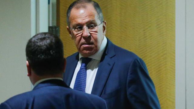 Crise na Coreia: Lavrov pede para que cabeças quentes esfriem