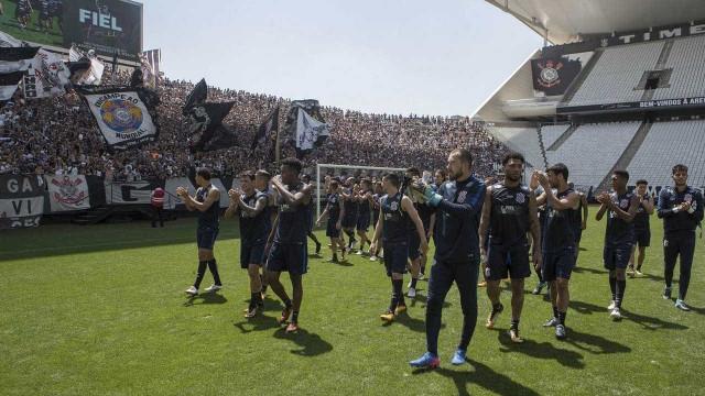 Líder Corinthians enfrenta o SP, Grêmio o Bahia; tudo sobre a série A