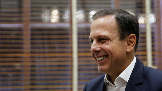 No Rock in Rio, Doria diz que poderá discutir candidatura pelo DEM