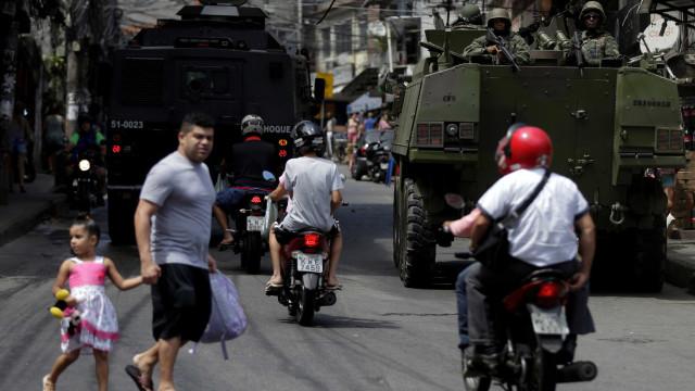 Bandidos da Rocinha podem ter fugido para a Zona Norte, diz polícia