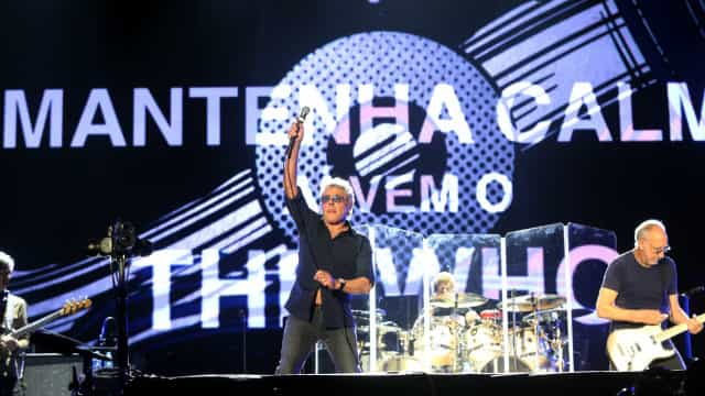 Com guitarrista inspirado, The Who faz show memorável no Rock in Rio