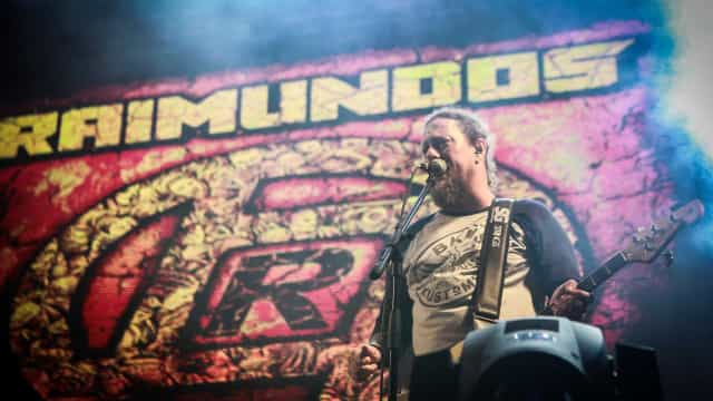 Raimundos fazem show surpresa neste domingo no Rock in Rio