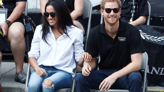 Príncipe Harry e Meghan Markle estão noivos, diz revista