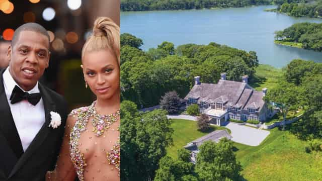Beyoncé e Jay-Z compram mansão de US$ 25 milhões em New York