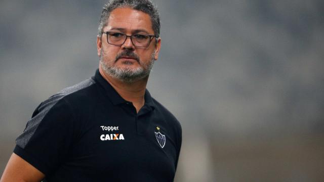 Após demissão de Micale, Atlético-MG já tem novo treinador