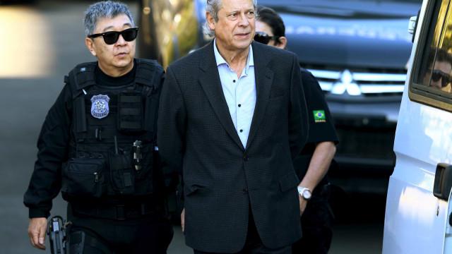 Turma do STF mantém liberdade concedida a José Dirceu