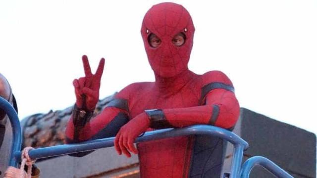 Marvel divulga vídeo com erros de gravação em Homem-Aranha