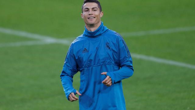 Cristiano Ronaldo faz nesta terça partida de número 400 pelo Real