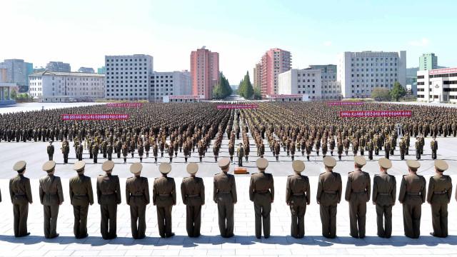 Diplomata norte-coreano: 'Estamos prontos a combater e vamos ganhar'