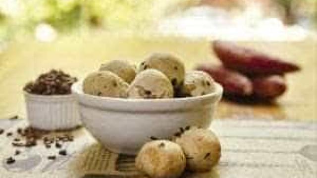 Pão de batata-doce é receita saudável para o lanche das crianças