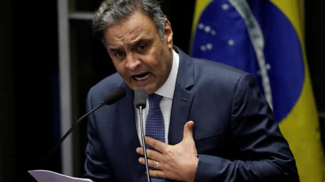 Aécio diz a aliados: 'nem em pesadelo' poderia imaginar decisão do STF