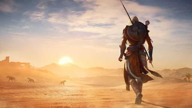 Assassin's Creed Origins dará aula sobre Egito Antigo