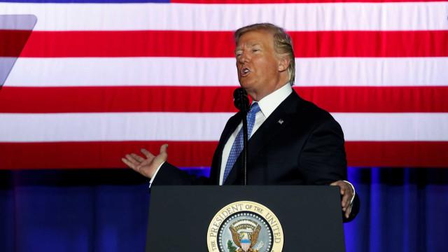 Trump sobre ameaça da Coreia do Norte: 'Precisamos de armas nucleares'
