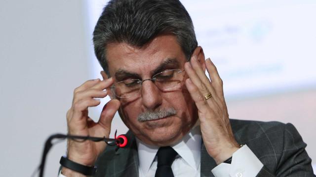 Presidente do MDB, Romero Jucá destitui diretório do MDB de Minas