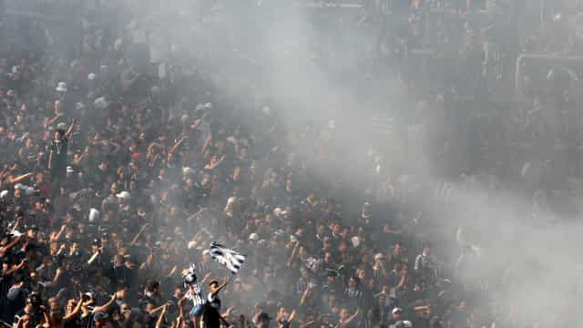 Auditoria aponta riscos para o público na Arena Corinthians