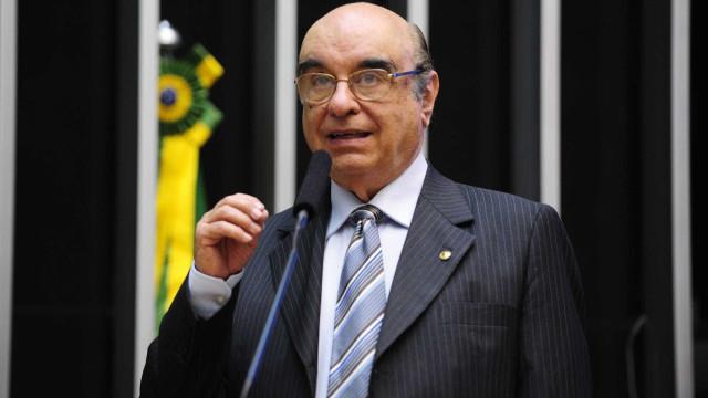 Bonifácio Andrada será relator na CCJ de denúncia contra Temer