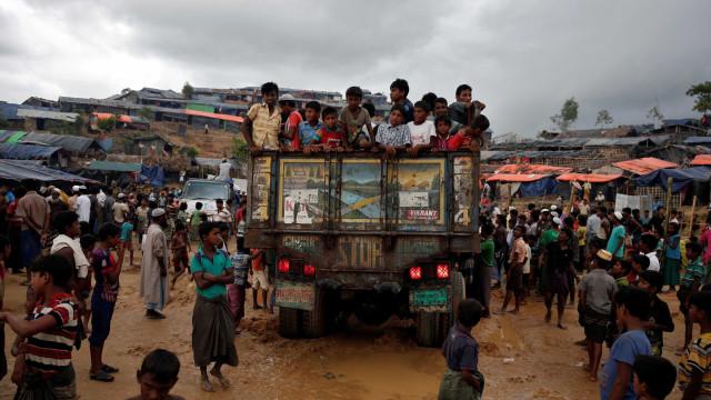 Refugiados de Mianmar para Bangladesh passam de 500 mil, diz ONU