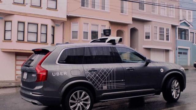 Uber confirma volta dos carros autônomos