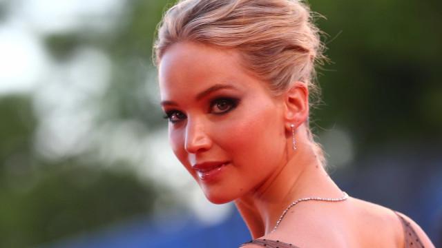 Jennifer Lawrence diz que está 'de olho' em Timothée Chalamet