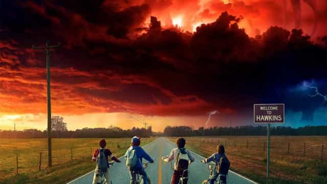 Netflix divulga vídeo da 2ª temporada de Stranger Things