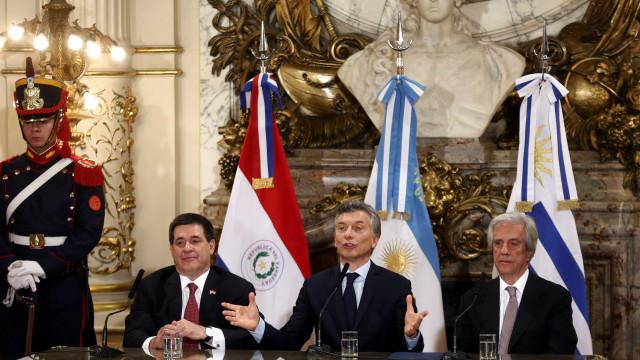 Argentina, Paraguai e Uruguai oficializam candidatura para Copa de 2030