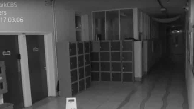 Fenômeno: fantasma tenta arrombar armário de escola irlandesa