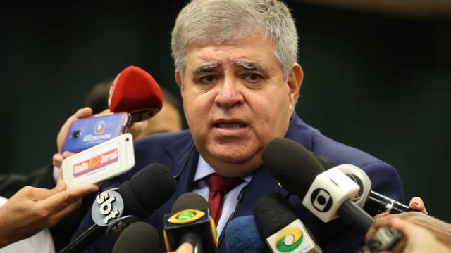 Meirelles é substituível no Ministério da Fazenda, diz Marun