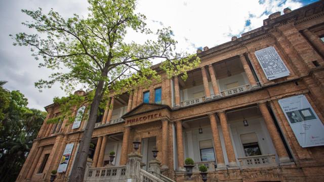 Pinacoteca vai além dos muros para incluir moradores de rua