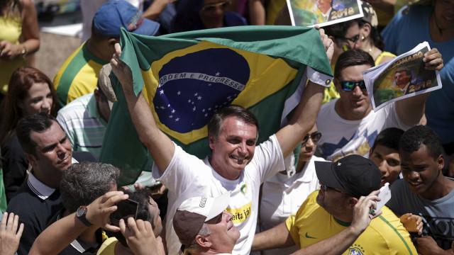 Apoio de Bolsonaro em eventual 2ª turno seria bem vindo, diz Doria