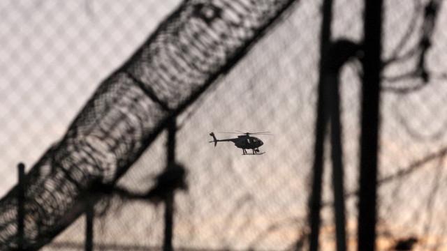 Quadrilha invade cadeia pública, mata PM e resgata presos no Ceará