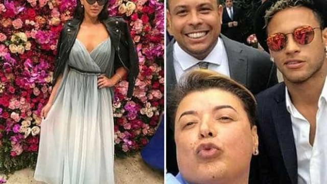 Climão? Neymar e Marquezine prestigiam casamento de Marina Ruy Barbosa