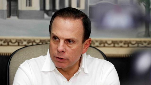 Doria demite diretora do Ilume após suposta propina na PPP bilionária