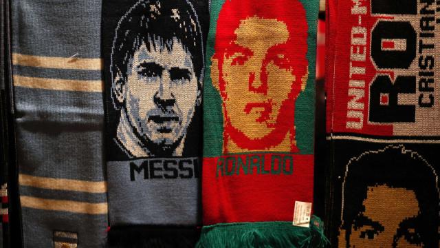 Messi e Cristiano Ronaldo podem ficar fora da Copa da Rússia