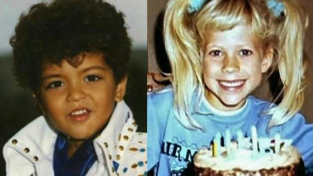 Quiz: você sabe quem são estes famosos em fotos de crianças?