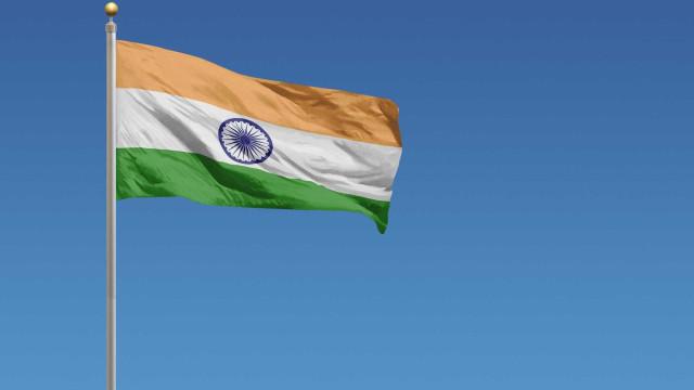 Índia lança um foguete com 31 satélites