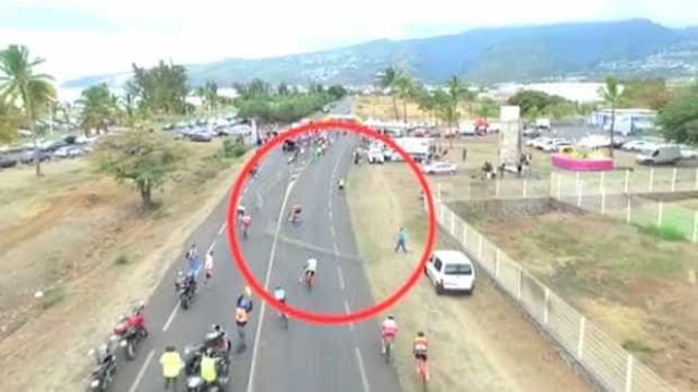 Pai de ciclista é condenado a 10 meses por causar acidente em prova