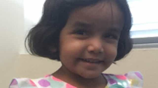 Polícia acha corpo que seria de menina deixada de castigo fora de casa