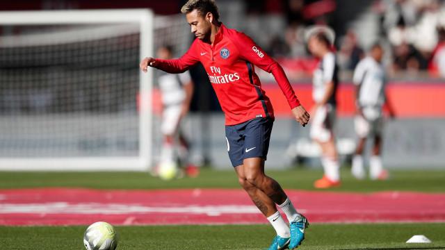 Neymar tem plano de jogar no Flamengo após Europa