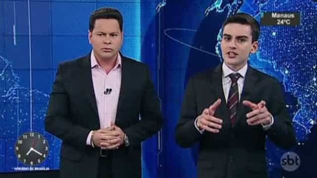 Nome de Dudu Camargo cresce e ameaça Marcão do Povo no SBT