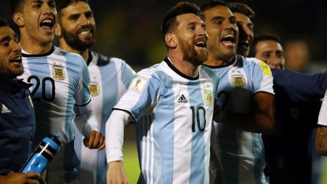 Messi rompe o silêncio após colocar Argentina na Copa e fala em 'medo'