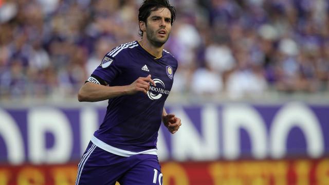 Kaká anuncia que não vai renovar com o Orlando City