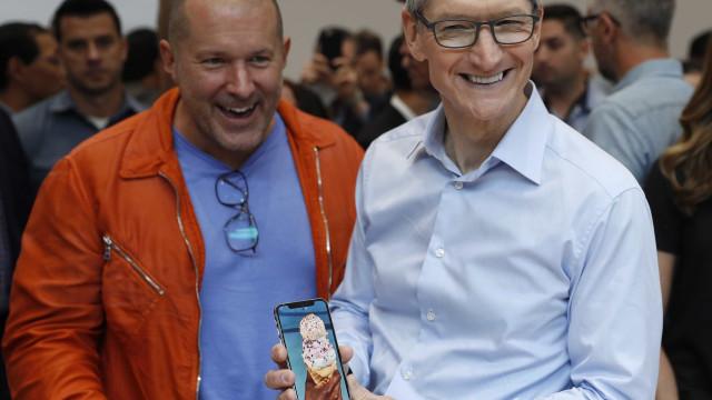 iPhone X é considerado 'um novo capítulo' para a Apple