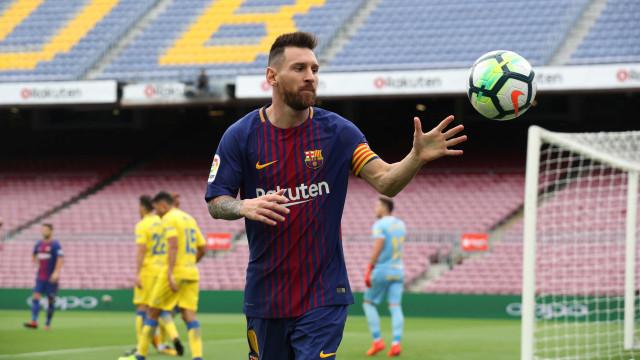Messi receberá bônus de R$ 333 mi por renovação com Barça, diz jornal
