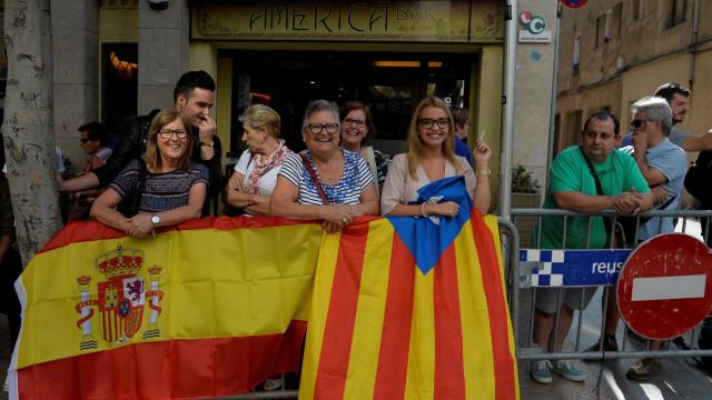 Reservas de hotéis na Catalunha caem 50% após plebiscito
