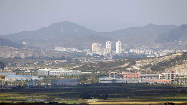 Com sanções, Pyongyang pode ter reativado central em polo industrial