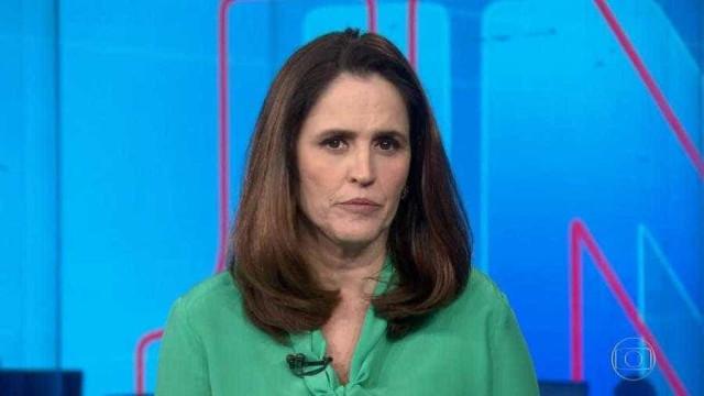 Após 26 anos na Globo, jornalista estreia no 'Jornal Nacional'