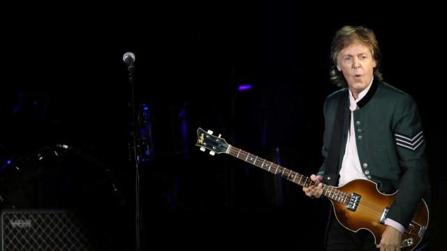 Paul McCartney anuncia dois shows no Brasil em 2019