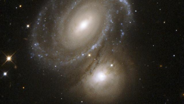 Violenta colisão entre estrelas é observada pela 1ª vez por cientistas